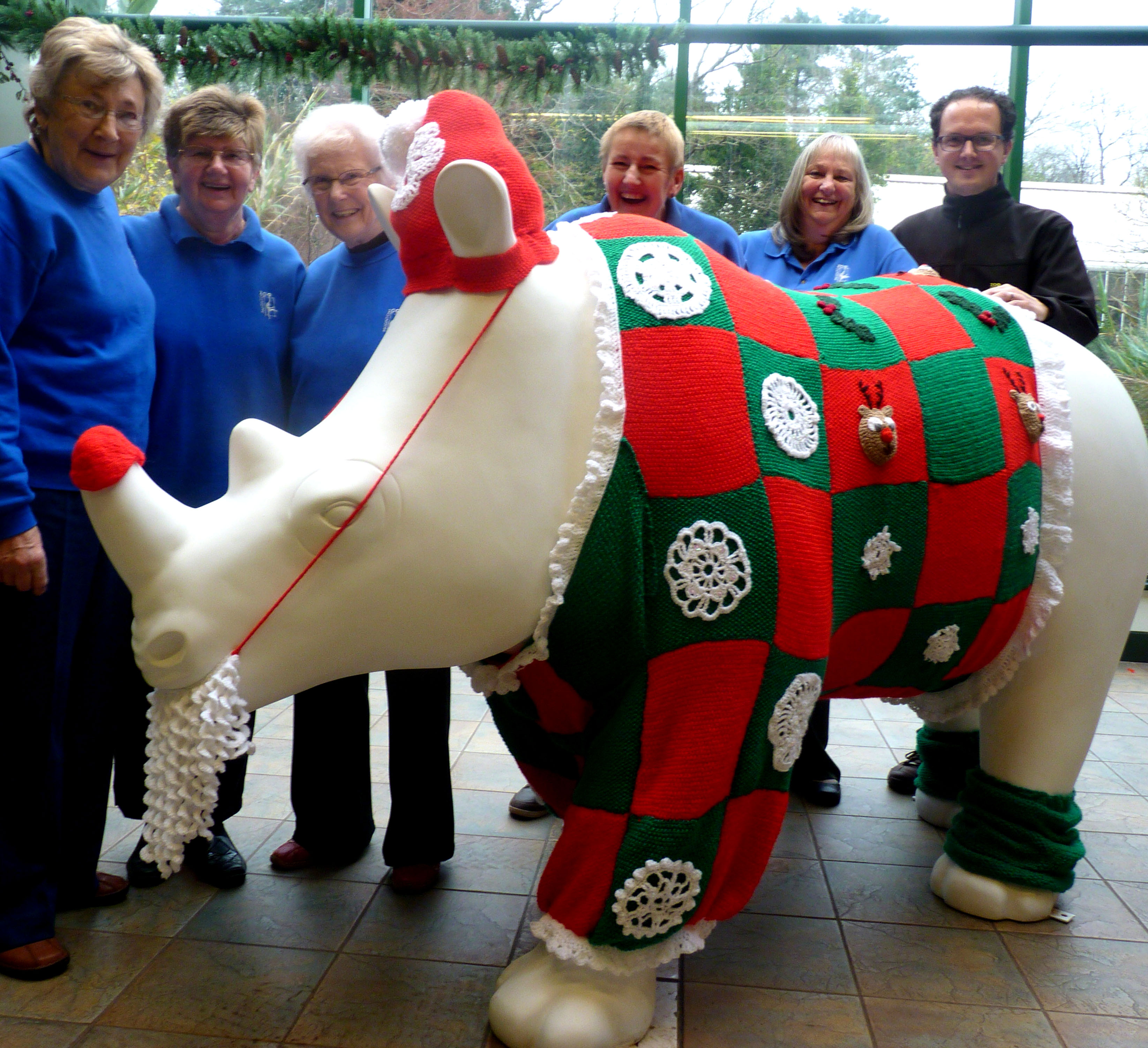 Paignton Zoo Are Dreaming Of A White Rhino Christmas Discover Animals