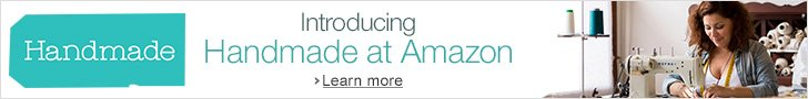 Introducing handmade products at Amazon