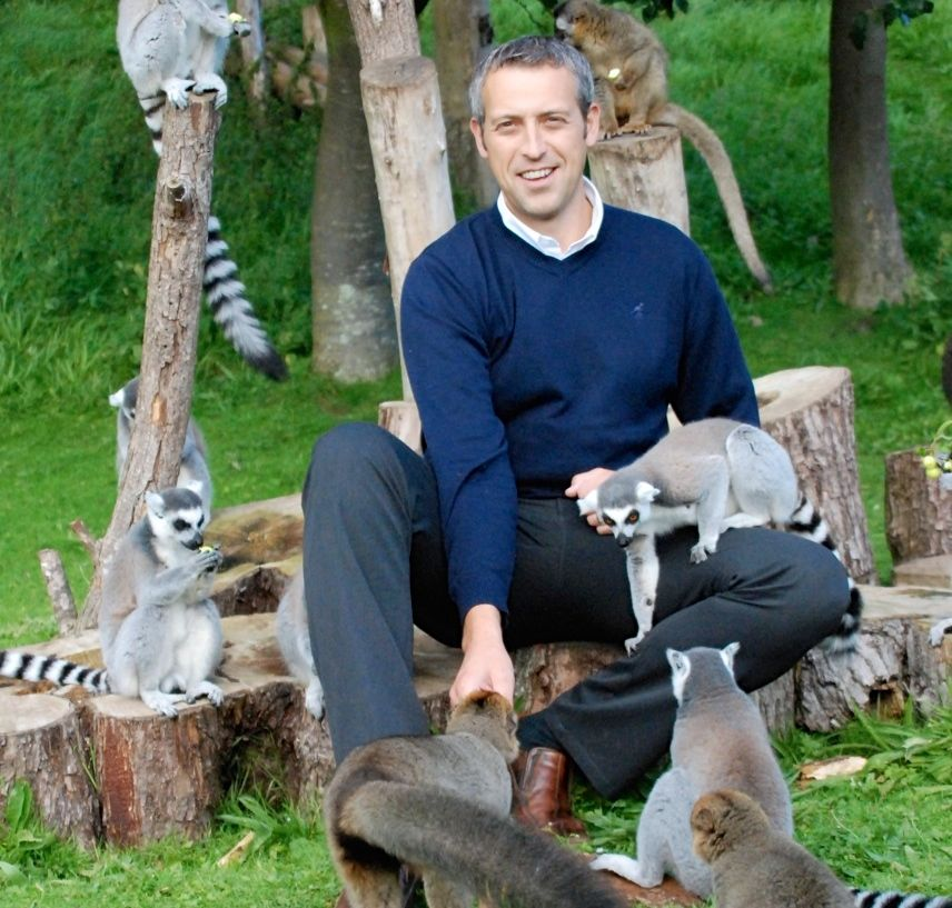 how to become a zoo director