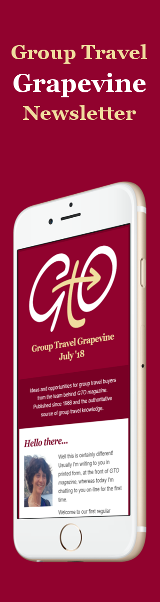 Group Travel Grapevine Newsletter
